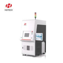 macchina per incidere UV del laser di 3W 5W 10W per l'acciaio vetro/metallo della pinta del PE di plastica dell'incisione