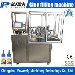 Super Cola Cianobutilacrilato Máquina de nivelamento de Enchimento de garrafas