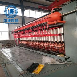 5-12mm rinforzano la saldatrice della rete fissa della rete metallica del tondo per cemento armato della barra d'acciaio