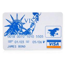 Qualitäts-Visum-James- BondKreditkarte Pickset Haken-Verschluss-Auswahl eingestellt (YH9123)