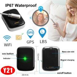 IP67 mini Portable impermeabile GPS che segue unità per la persona