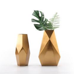 테이블 장식 장식 현대적인 조명 럭셔리 꽃병 장식