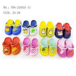 Nuevo estilo el verano de los zuecos calzado zapatos de niños de jardín de EVA Alpargatas al aire libre (T05-210331-11)