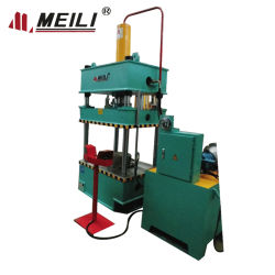 SPS Control 4 Post Water Bulge Hydraulic Press