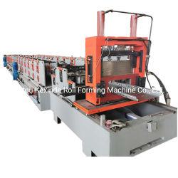 آلة تشكيل أسطوانات درج الكابلات مع التجميع التلقائي الكامل و نظام القطع