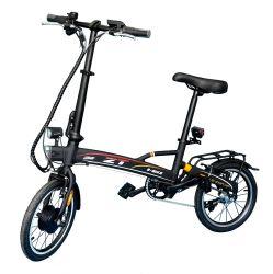 China Wholesale Venta caliente mini bicicleta plegable E con litio motores sin escobillas de potencia