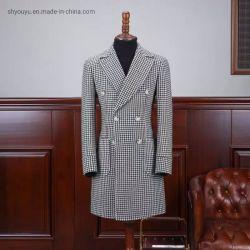 نمو طبقة رجال وقت فراغ طويلة أقسام طبقة رجال معطف عرضيّ