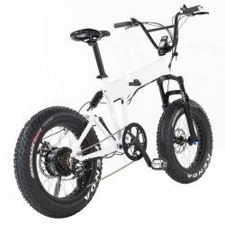"""26 """"二重中断合金フレームの脂肪質のEbike 48V750W Bafangのハブモーター卸売の工場価格の電気自転車"""