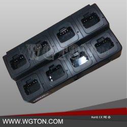 Desktop всеобщей рации шесть способ Multi зарядное устройство для внутренней связи Dp4601, Dgp6150, Cp200d, Xpr3500e дуплексной радиосвязи 2 4 6 8 10 12 Блок зарядного устройства