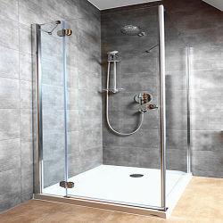 プールの塀、ガラステーブルの上、シャワーのドアのための4-19mmの平らなか曲げられた緩和されたガラス、