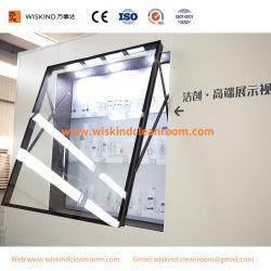 """Окно для отображения """"чистом"""" производстве фармацевтических чистой комнате с маркировкой CE"""