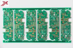 Оборудование для производства электроэнергии Gold Energy с многослойной печатной платой Rigid-Flex и Высокое качество
