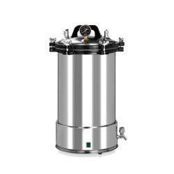 Медицинский прибор, портативный паровой стерилизатор давления 18L/24L для лабораторий