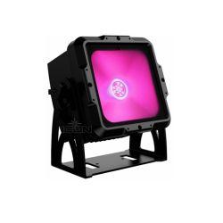 120W COB LED UV Projecteur DMX L'éclairage extérieur