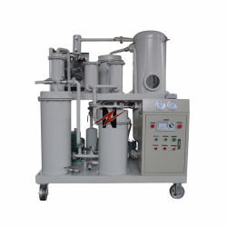 Tya utilizado óleo hidráulico purificação por alto vácuo