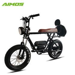 Elektrisches Fahrrad mit voller Aufhebung 20inch SuperEbike 73 für Paar-Doppelsitz Ebike