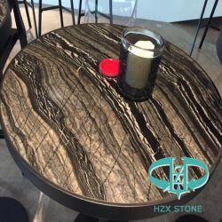 Grãos de madeira branca de alta qualidade/veias pulmonares em mármore/lajes Serpeggiante Branco/quadros/cobrindo/Rodapé padrão/
