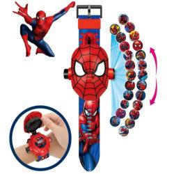 الأطفال يرقلون مارفيل W/Spider-Man عرض إلكتروني 24 تصميم الهدايا لعبة
