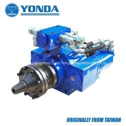 ماكينة ثقب ذات رأس دوار YD100A لماكينة الثقب ذات الحفر الجوفي، وماكينة ثقب الآبار المائية