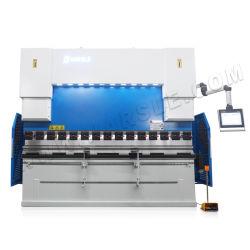 Harsle 300t/3200 CNC Hidráulica prensa de doblado de metal doblado Pulse la máquina con sistema de control DA-58t