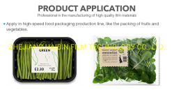 El CPP Anti-Fog Film para el Envasado de Frutas, verduras, ensaladas, los hongos comestibles