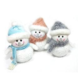 Decoração Boneco Definir Granel Decoração de árvore de Natal do ornamento Boneco de Neve
