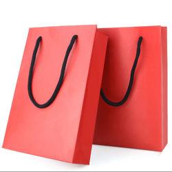 Heißes Verkaufs-preiswertes generisches Einkaufen-Papierbeutel
