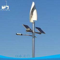 스테인리스 잡종 LED 바람 태양 가로등