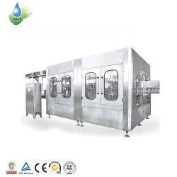 آلة تحضير عصير الليمون الطازج / آلة تعبئة الزجاجات / عصير اللب معدات المعالجة