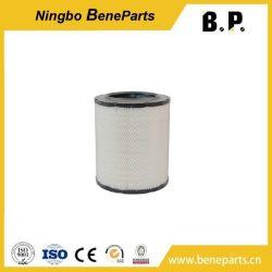 Escavadeira com filtro de combustível do demolidor hidráulico IR-1807 óleo de transmissão de peças do motor Filtro de ar