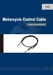 Cable de control de la motocicleta