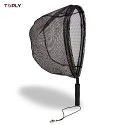 Fliegen-Fischen-Landung-Netz, Baß-Forelle-Netz mit Riemen-Klipp für Fliegen-Fischernetz