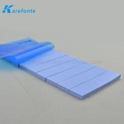 وسادة Silicone ناعمة عازلة قابلة للتوصيل الحراري بقدرة 9 واط/Mk ذات بيع ساخن
