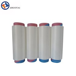 Poliamida 70/68/2 sacadas DTY texturizados de poliésteres para perfeita de vestuário