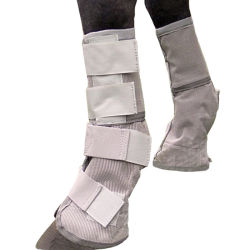 تمرين الوقاءات المريحة خفيفة الوزن من الساق مع استخدام الفروسية المضادة للبعوض البعوض في أحذية السباق