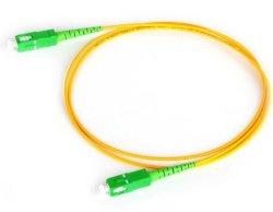 Единый режим односторонней печати 9/125um Corning волокна 2.0 оптический кабель sc/APC Patch кабель питания