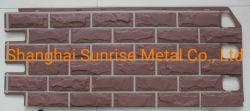 De PP1,Faux tijolo, revestimento exterior, painel de parede, construção de instrumentos, Tapume externo, revestimento de paredes, PP tapume, painel de PP, painel de polipropileno