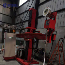 고주파 열판 자동 PVC 플라스틱 용접 기계 밸브 곡면 용접