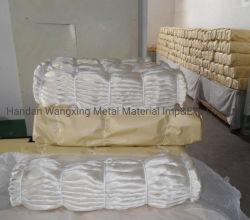 Естественный белый шелковых нитей чистого сырья шелковицы шелк