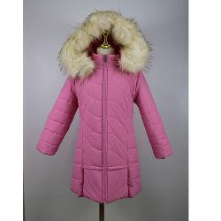Jack Down Winter Jacket voor meisjes warm Hooded Coat Children Beneden Parka's Outwear