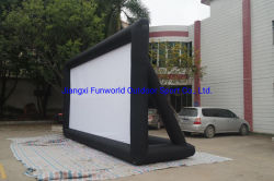 최저가 팽창식 시네마 스크린 블로업 영화 스크린 - 옥외 팽창식 프로젝션 스크린, PVC 팽창식 스크린, 상업용 팽창식 시네마 스크린을 구입하세요