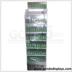 Этаж 6 уровней MDF деревянные лампы подставка для дисплея