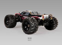 激しいRC車4WDの電池式のオフロードおかしな1:8