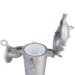Промышленные жидкие мешок фильтра на фильтр для очистки воды