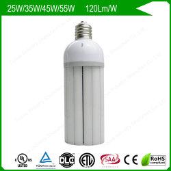 TUV Dlc 45 Вт 180d светодиодные индикаторы для кукурузы HPS/Mhl/Замена ксеноновых ламп высокой интенсивности для монтажа на стену/навес/области легких