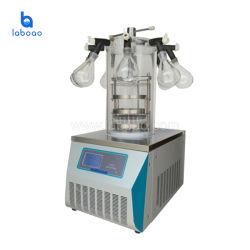 Équipement de séchage sous vide de laboratoire Lyophilisateur pour la pharmacie de la machine