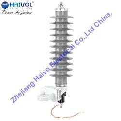 Yh10Wギャップのない重合体の収容された金属酸化物電光サージの防止装置
