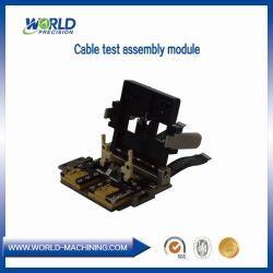 Módulo de ensamblaje de cable Test automático completo conjunto de la línea de flujo