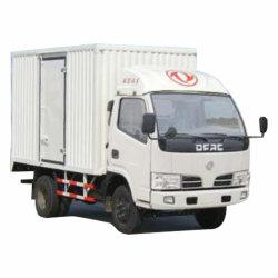 Dongfeng 3t Euro I Diesel Luz Mini Vans caminhão da caixa de carga
