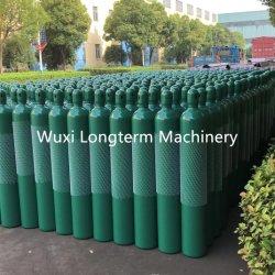 preço de fábrica 10L 40L 47L 50L 60L 80L 90L 100L 120L de medicina industrial uniforme de GNC cilindros de oxigênio fabricados na China